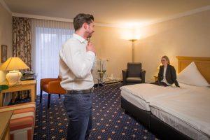 Hotel Residenz Komfortzimmer