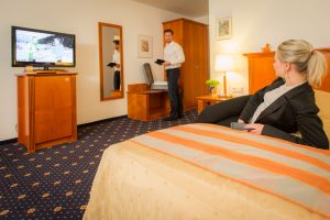 Hotel Residenz Luxuszimmer