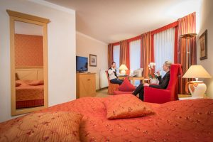 Hotel Residenz Junior Suite