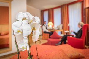 Hotel Residenz Junior Suite