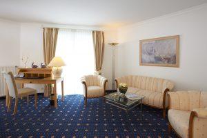 Hotel Residenz Suite Superior Zimmer